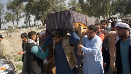 Afghanistan Journalists Under Fire