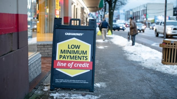 Payday lender lines of credit and instalment loans at 47% create debt traps, critics say