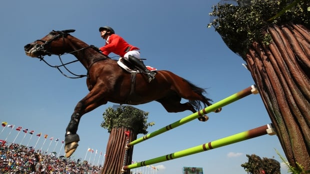 Equine herpes affecting European preparation for Olympics