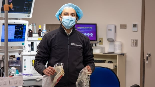 Why hospitals are beginning to reuse or recycle masks, IV bags, drills they used to throw out