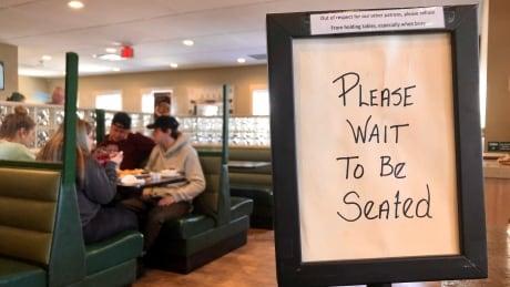 Restaurants reopen PEI