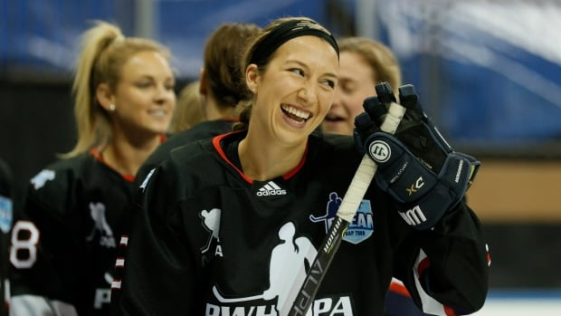 It's an exciting time for women's hockey