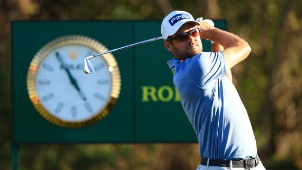 Canada's Corey Conners claims share of lead following 1st round at Bay Hill