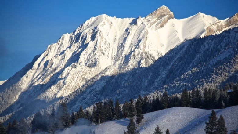 If hot air rises, why is it cold at the top of mountains ...