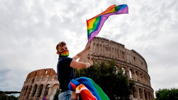 On the street at 18: Young LGBTQ people in Europe shunned by families, politicians | CBC News