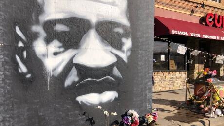 George Floyd Mural Minneapolis