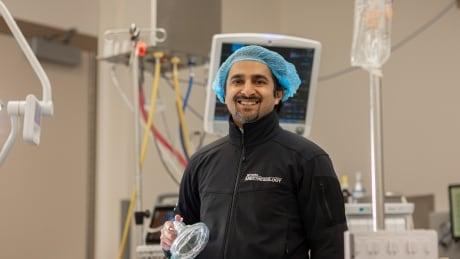 Dr. Ali Abbass, Anesthesiologist, St. Joseph's Health Centre