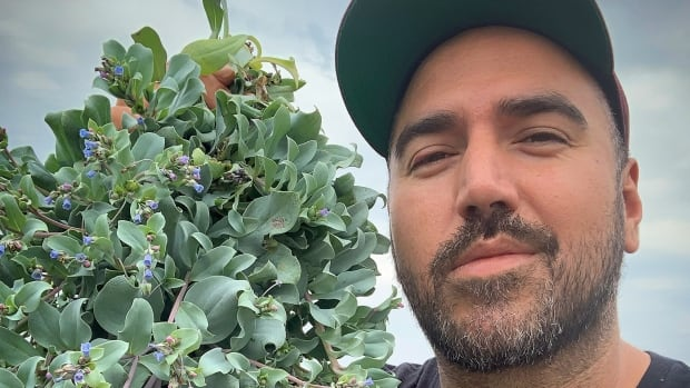 Top Chef Canada contender Stéphane Levac finds himself while foraging