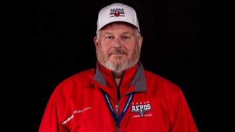 Bernie Lynch as Edson Aeros Coach in 2019