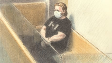 Corey Hurren sentenced to 6 years in prison for breaching Rideau Hall gates while armed