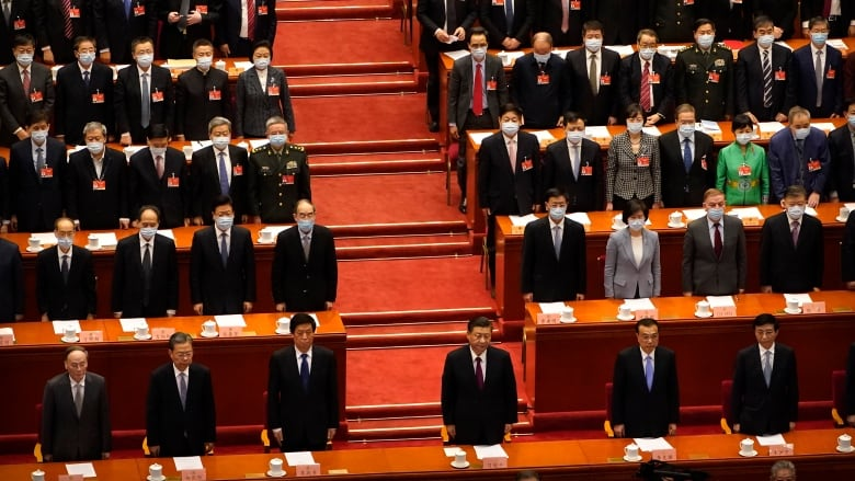 Chinese lawmakers endorse tighter control over Hong Kong