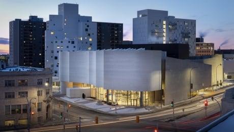 Winnipeg Art Gallery, Qaumajuq, the Inuit art Centre at the Winnipeg Art Gallery