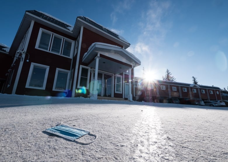 How the COVID-19 pandemic turned an empty Yellowknife motel into a hub of support