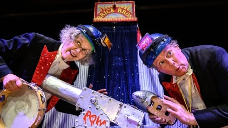 Brother and sister puppeteers find ways to teach and perform virtually, as the Toronto-duo marks 47 years in the industry