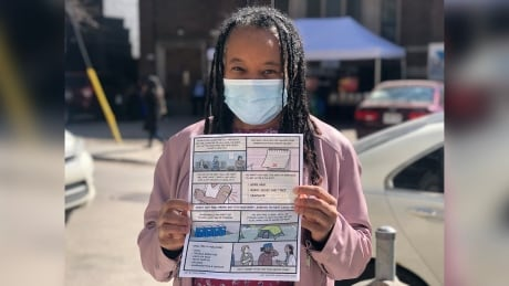 New project aims to tackle vaccine hesitancy among people living with homelessness — by using comics