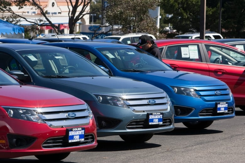 Ford recalling nearly 275,000 vehicles in Canada, mainly over rupturing airbag concerns