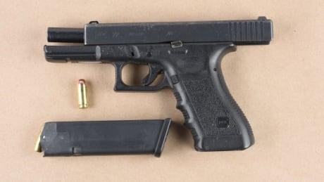 Peel police seize guns