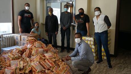 African Diaspora Food Bank