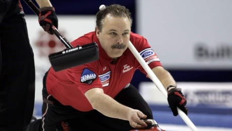 Randy Ferbey and Saskatchewan's Rick Folk relive their iconic Brier wins