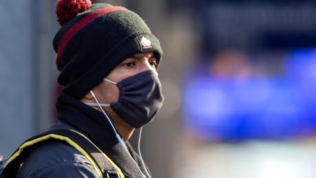 Calgary COVID masks