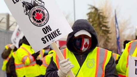 Coca-cola strike Calgary
