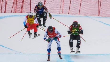 Freestyle Skiing World Cup on CBC: Ski Cross - Veysonnaz