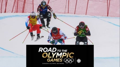 Road to the Olympic Games: Freestyle Skiing World Cup on CBC: Ski Cross - Veysonnaz