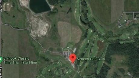 Sirocco golf course