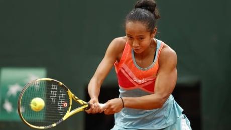 Leylah Annie Fernandez moves on to Monterrey Open Round of 16