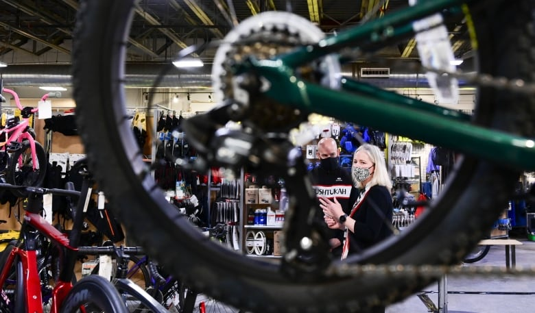 Great COVID-19 bicycle boom expected to keep bike industry on its toes for years to come