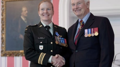 Top female officer quits Canadian Forces, says she's 'sickened' by reports of sexual misconduct