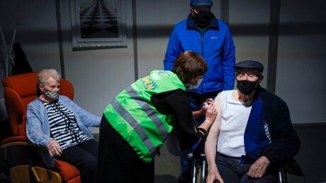 Virus Outbreak Belgium Vaccine