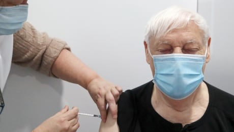 AstraZeneca-Oxford COVID-19 vaccine being administered in Belgium