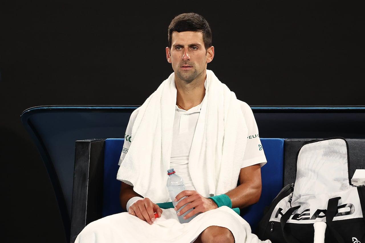 Novak Djokovic withdraws from Miami Open, citing virus restrictions   CBC  Sports