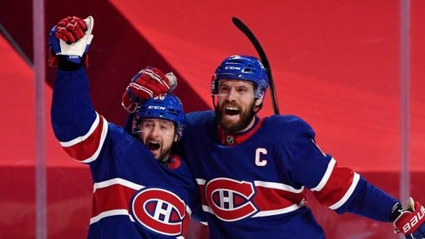 Tatar's shootout winner ensures Habs top Canucks in seesaw affair   CBC Sports