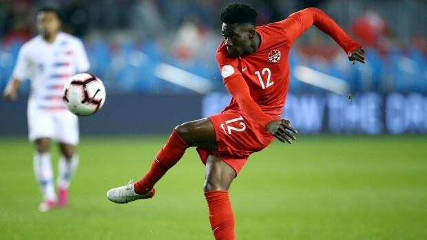Alphonso Davies highlights young Canada squad for World Cup qualifiers | CBC Sports