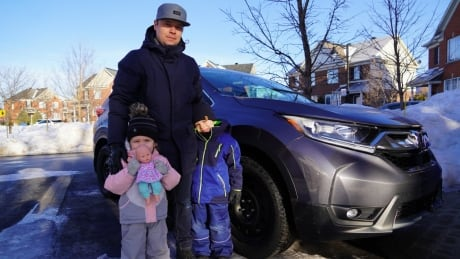 'Try not to stop and start' while driving, Honda tells owners stuck with cars not fit for winter