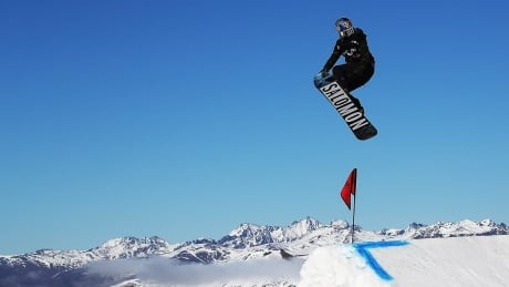 Snowboard World Cup on CBC: SB Slopestyle - Silvaplana
