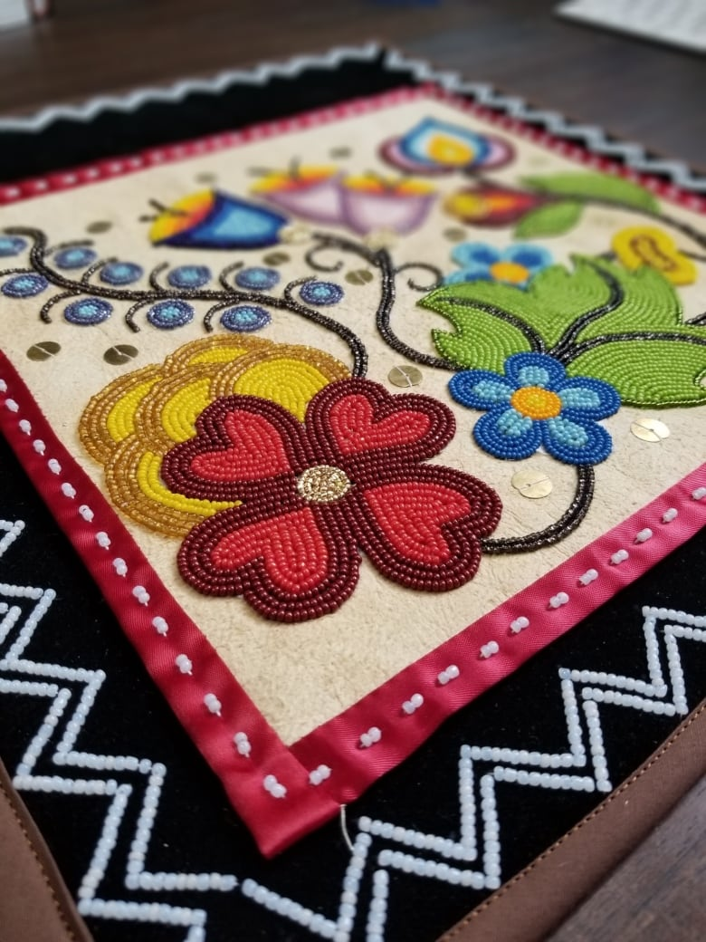 'It excites people': First Nations artists give beadwork a modern twist