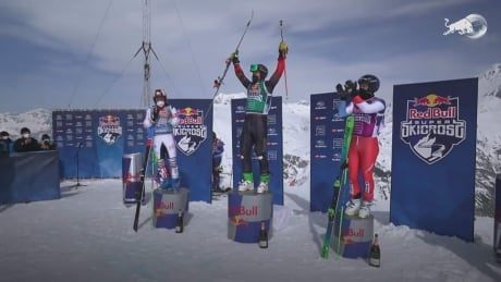 Canada's Howden caps off epic ski cross season with another win