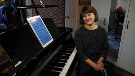 The pandemic upended this Winnipeg pianist's plans to study in New York — but she didn't stop playing