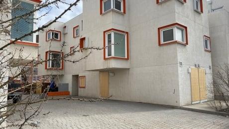Balmoral Ave Housing