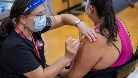 Tsleil-Waututh First Nation Vaccination