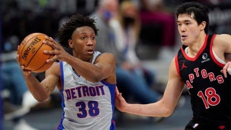 Raptors Pistons Basketball