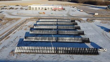Solar farm BLC