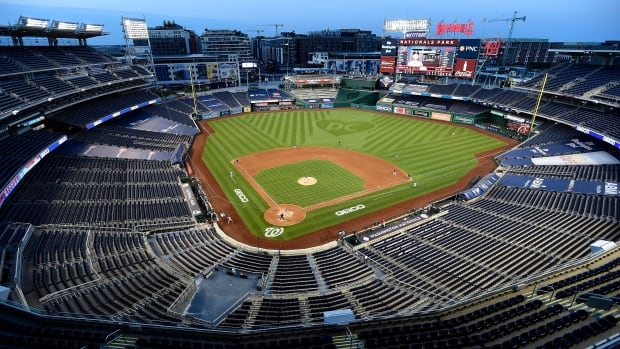 Nationals season-opening series with Mets postponed due to positive COVID-19 tests | CBC Sports