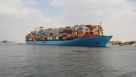 Suez Canal backlog officially over as last stranded ships pass through