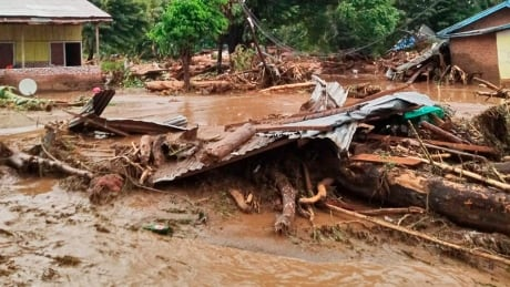 Landslides, floods kill at least 41 in Indonesia, displace thousands