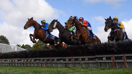 2021 Grand National - Horse Racing on CBC: DAY 3