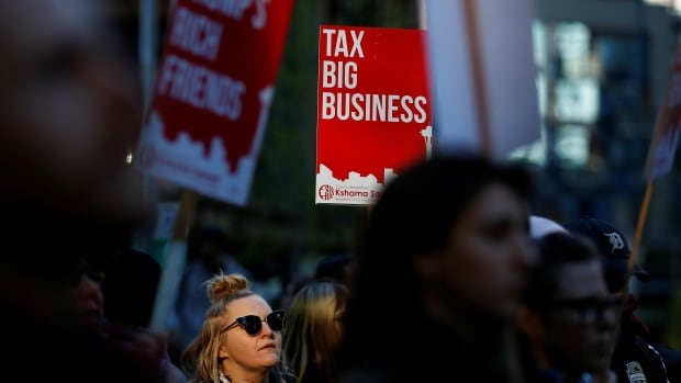 Is now the time to make global corporations pay their fair share?